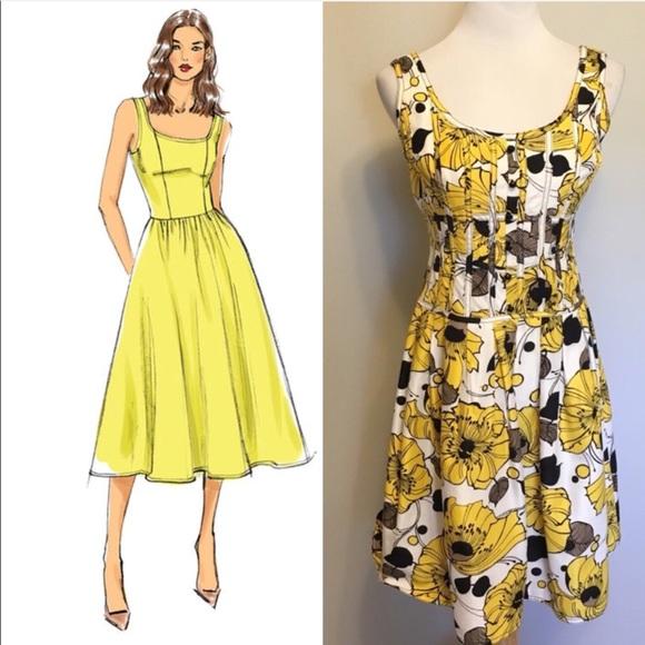 Nordstrom Dresses & Skirts - Moody Floral Dress